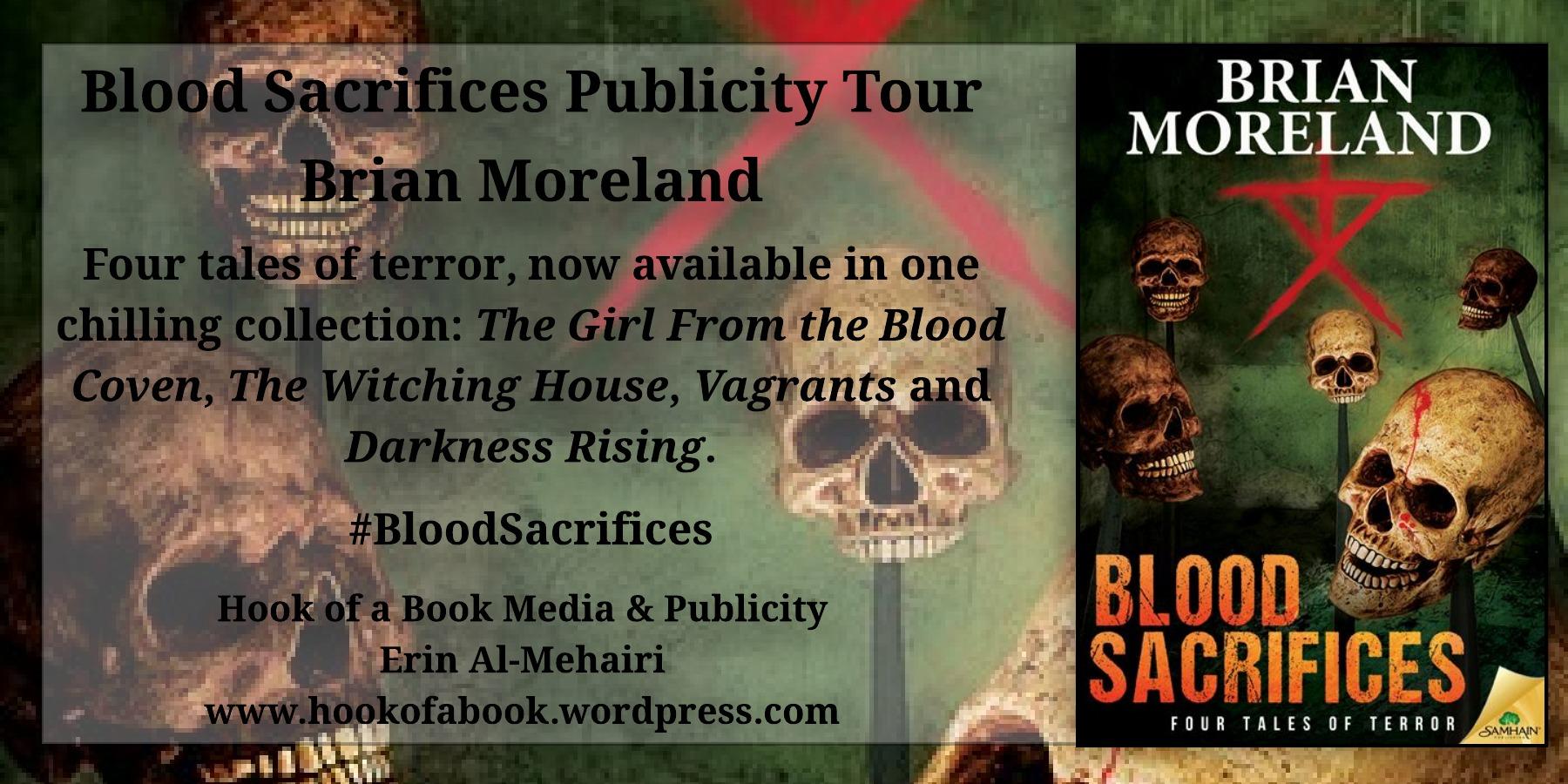 Blood Sacrifices tour graphic