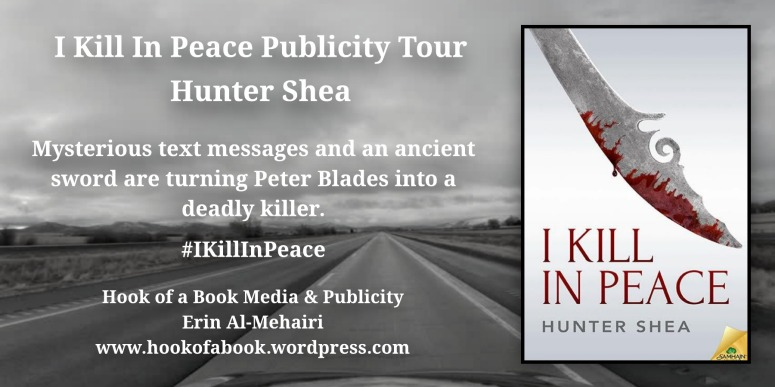 I Kill In Peace tour graphic