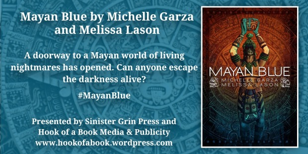 Mayan Blue tour graphic