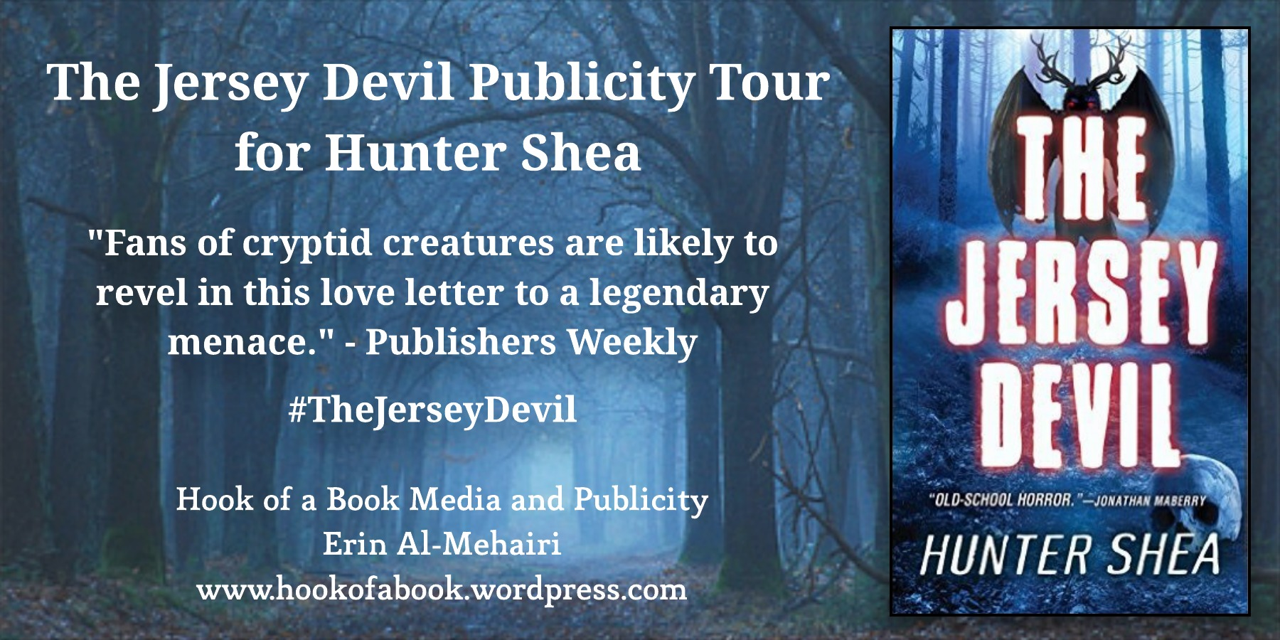 The Jersey Devil tour graphic