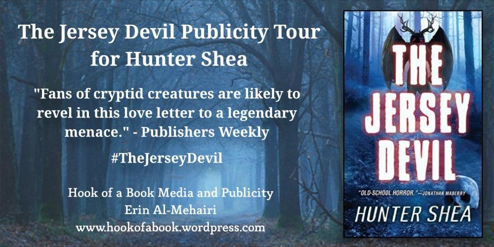 The Jersey Devil tour graphic