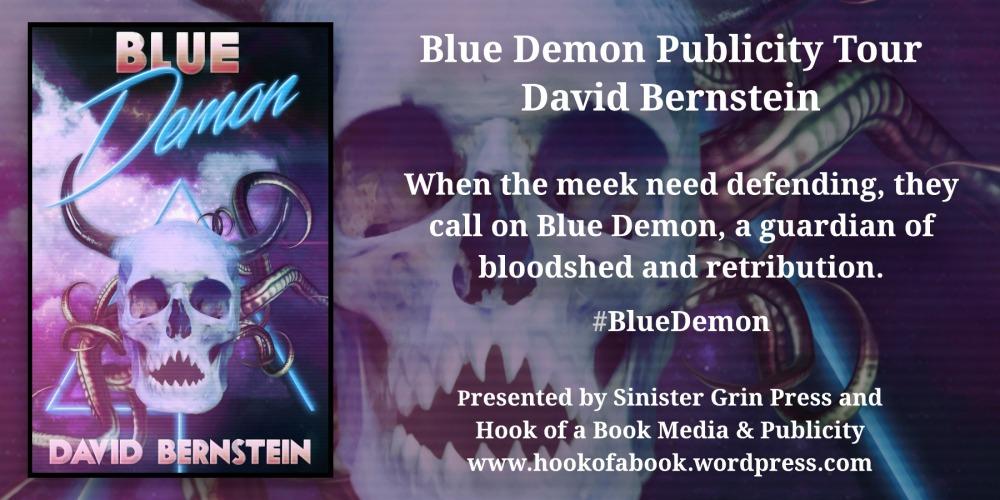 Blue Demon tour graphic