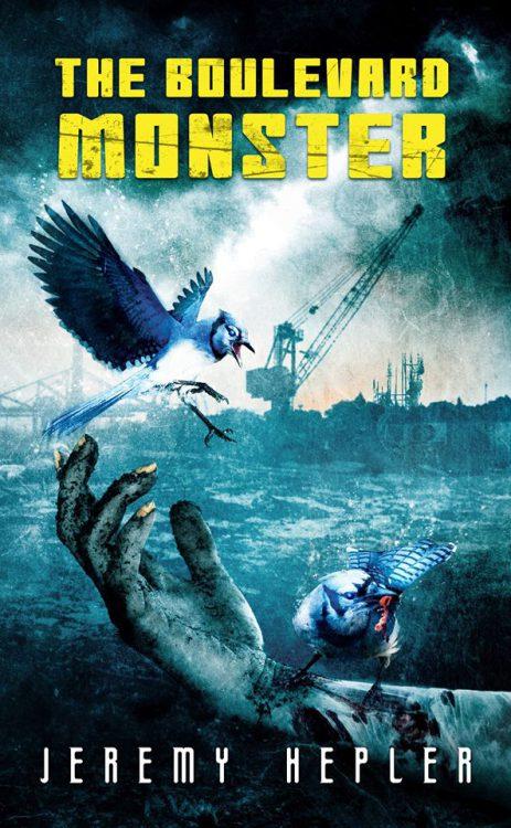 The Boulevard Monster cover